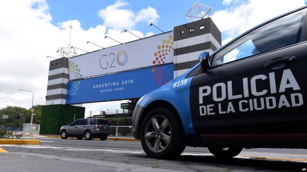 Саммит «Большой двадцатки» пройдет на фоне торговой войны и усиления напряженности
