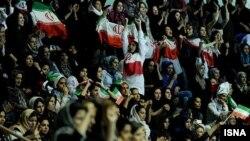 دیدار والیبال ایران و ژاپن، آخرین مسابقه ای بود که در آن زنان اجازه ورود به ورزشگاه را داشتند