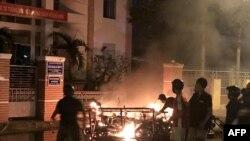 Bình Thuận, đêm 10 tháng Sáu.