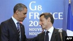 Օբամա. «ԱՄՆ-ը և Ֆրանսիան ցանկանում են ավարտի հասցնել Լիբիայում սկսված աշխատանքը»