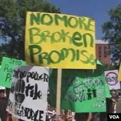 SAD: Reforma useljeničke politike neispunjeno predizborno obećanje