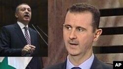 درخواست صدراعظم ترکیه برای استعفای بشار الاسد