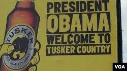 Mabao ya ukaribisho wa Obama.