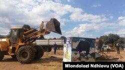 Demolitions Harare 3