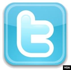 社交网站推特标志