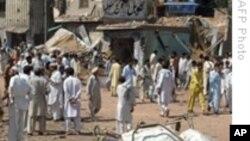 Најмалку тринаесеттина загинати во напад во Пакистан