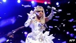 """Lady Gaga """"Siyasette Gözüm Yok"""" Dedi"""