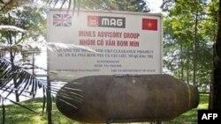 Dự án 'Biến mìn bẫy thành sô-cô-la' tại VN