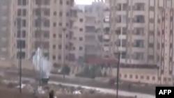 Սիրիայի ապստամբները հարվածել են կառավարող կուսակցության շենքին