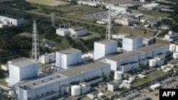 Атомная электростанция в Фукусиме