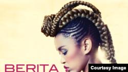 Rising music star Berita Khumalo
