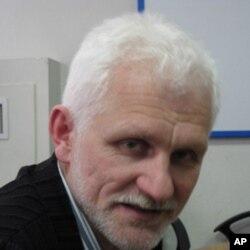 白俄罗斯《春天》人权中心领导人别里亚茨基