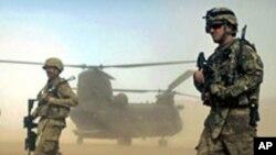 امریکايي چارواکي وايي دا د افغانستان په ۱۴کلنې جګړې د القاعدې تر ټولو لوی مرکزونه دي چې په نښه کیږي.