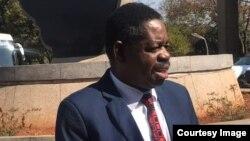 Munyori wezvemutemo muZanu PF, VaMunyaradzo Paul Mangwana.