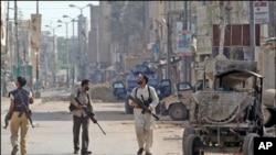 کراچی ، لیاری میں دستی حملے کے بعد کشیدگی ، 5 افراد ہلاک
