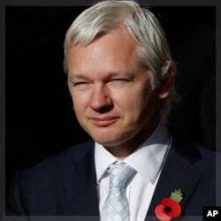 ស្ថាបនិកគេហទំព័រ Wikileaks លោក Julian Assange