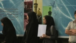 Iranians Voting for Next President, Polling Hours Extended