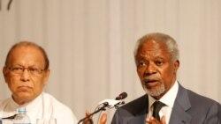 ရခိုင္အေရး Kofi Annan လုံျခံဳေရးေကာင္စီမွာ ေသာျကာေန့အစီရင္ခံမည္