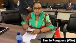 Maria Filomena Delgado, Embaixadora de Angola pede mais acção
