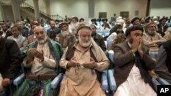 আফগান জিরগা যুক্তরাষ্ট্রের সঙ্গে অংশীদারিত্বকে সমর্থন করে