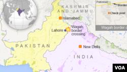 Insiden terjadi di kota Kot Radha Kishan, sebelah barat Lahore (foto: ilustrasi).