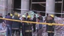 تظاهرات و کشتار مخالفان در سومین سالروز انقلاب مصر