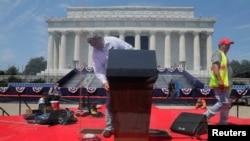 华盛顿准备迎接格外丰富多彩的独立日