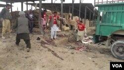 Pakistan: une explosion au Balochistan a tué 16 personnes, le 12 avril 2019