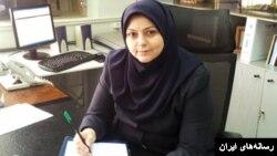 مرضیه شرف بافی مدیر ایران ایر