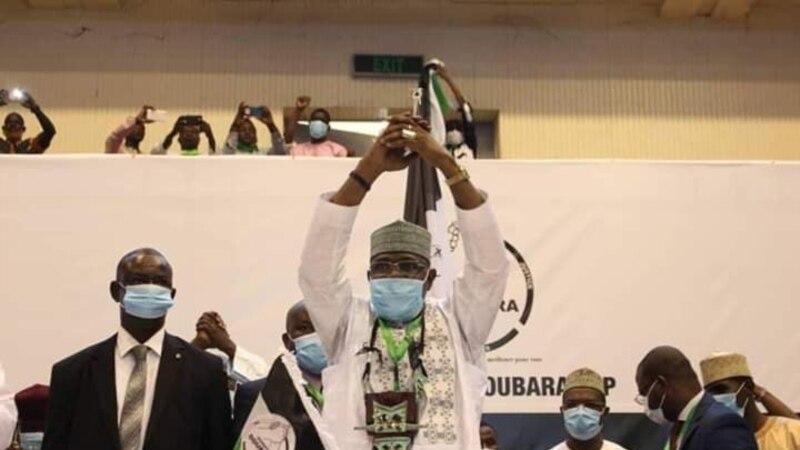 L'ex-putschiste Salou Djibo candidat à la présidentielle nigérienne