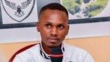 Umuvugizi wa Fondation Pax Burundi Fabrice Niragira