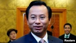 Bí thư Đà Nẵng Nguyễn Xuân Anh.