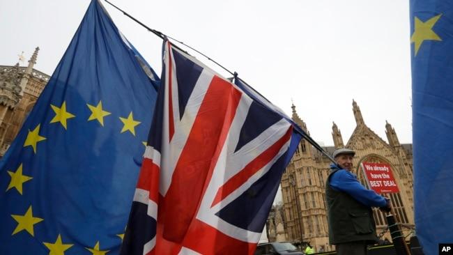 台湾对英国所提的脱欧后WTO服务业贸易安排表示反对