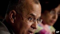 پاکستان کے سیکرٹری خراجہ سلمان بشیر