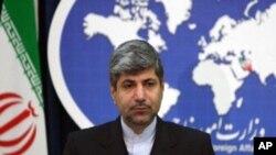 ایرانی دفترِ خارجہ کے ترجمان رامین مہمان پرست