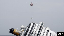 Ֆրանսիայի դատախազությունը հետաքննելու է «Կոստա Կոնկորդիա»-ի նավաբեկությունը