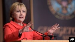 Hilari Klinton na ceremoniji dodele nagrada