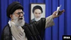 Pemimpin Tertinggi Iran, Ayatullah Ali Khamenei (Foto: dok).
