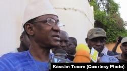 Le Premier ministre malien Choguel Kokalla Maïga.
