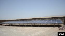 حکومت شمسی توانائی سے چلنے والے ٹیوب ویلوں پر توجہ دے رہی ہے۔