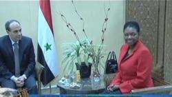联合国人道专员继续在叙利亚谈判