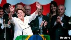 El vicepresidente de EE.UU., Joe Biden, conversó esta mañana con la presidenta de Brasil, Dilma Rousseff, para felicitarla por su reelección.
