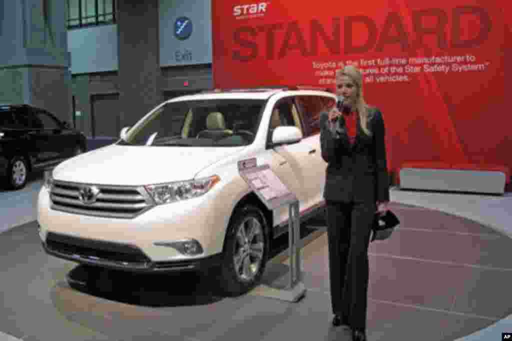 2011年Toyota Highlander