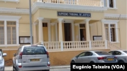 Supremo Tribunal de Justiça, Praia, Cabo Verde