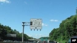 美国高速公路
