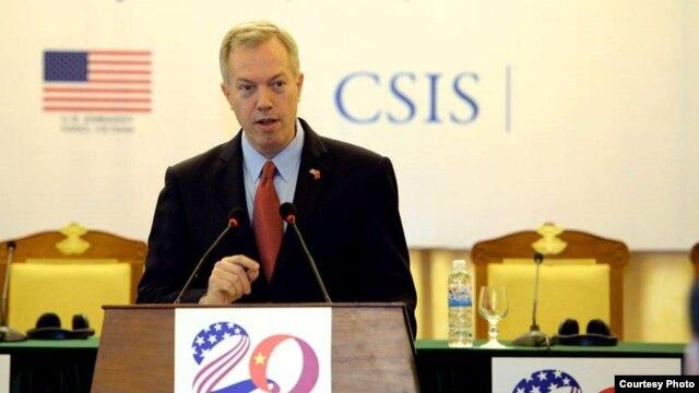 Đại sứ Mỹ tại Hà Nội Ted Osius