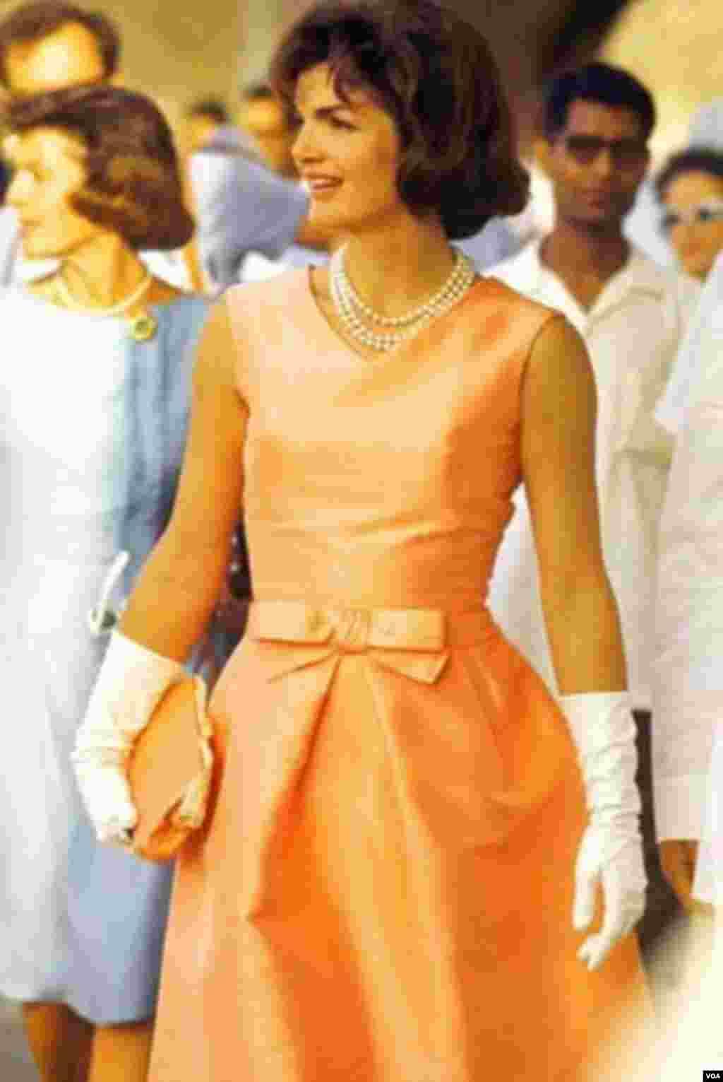 Jackie Kennedy India