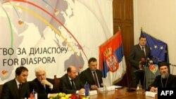 """U Ministarstvu vera i dijaspore održana konferencija """"Položaj i perspektive srpskog naroda u zemljama regiona"""""""