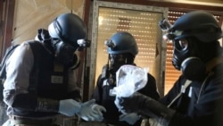 Beyond The Pale, Syria's Use Of Chemical Weapons