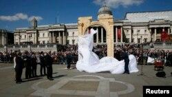Церемония открытия в Лондоне